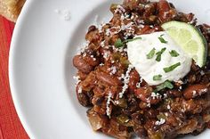 Slow-Cooker Chipotle Beef Chili