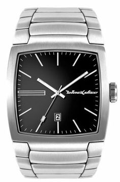 Flow Men's Watch in Silver with Black Dial Black Dice. $66.99