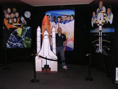 At the Henderson Science and Space Center, in Nevada