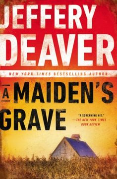 Cover of A Maiden's Grave by Jeffery Deaver