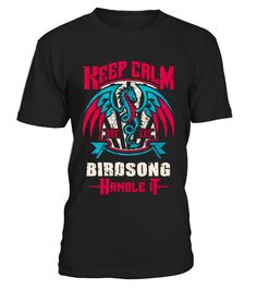 BIRDSONG  Funny Birds T-shirt, Best Birds T-shirt
