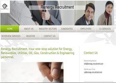 Register your details via our website,  www.renergy-recruitment.com