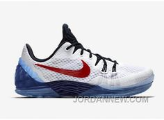 "Buy Nike Kobe Venomenon 5 ""USA"" White/Team Red-Midnight Navy 2016 For Sale  Discount from Reliable Nike Kobe Venomenon 5 ""USA"" White/Team Red-Midnight  Navy ..."