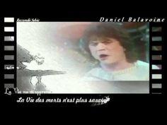 Daniel Balavoine La Vie ne m'apprend rien Lyrics