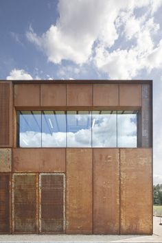 Hackney Marshes Centre by Architects: Stanton Williams by Ian Rudgewick-Brown