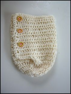 Mamma That Makes: Snuggle Cuddle Cocoon Crochet Pattern
