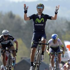 FlècheWallonne 2015  Credit movistar_team