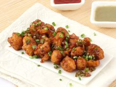 Gobi Manchurian Dry - Cauliflower Manchurian