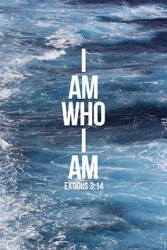 Jehovah ~ Exodus 3:14