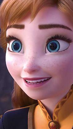 Princesa Disney Frozen, Anna Disney, Gif Disney, Disney Rapunzel, Disney Frozen Elsa, All Disney Princesses, Disney Princess Movies, Disney Princess Pictures, Disney Pictures