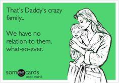 Ha! True story