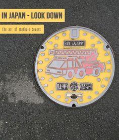 In Japan – look down – a matter of taste