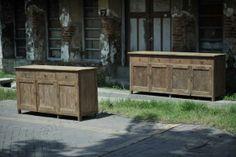 Teak Anrichte altes Holz 160 x 50 x 90 cm Diy Regal, Teak Outdoor Furniture, Indoor Outdoor, Outdoor Decor, Best Sellers, Recycling, Teak Sideboard, Home Decor, Products