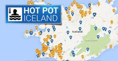 First complete list of Icelandic natural baths and HOT POTs with concrete GPS Visit HOTPOTICELAND.COM and plan your perfect trip trough amazing Iceland!