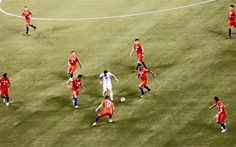 Lio Messi vs Chile - Copa América Centenario 2016
