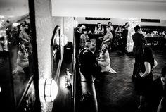 'Rebecca and Andrew's Modern London Wedding at the Hawksmoor By Amy Taylor Imaging Photography