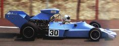 1974 Chris Amon, Amon AF101 Ford Cosworth