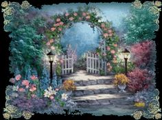 Heavens Gate Pictures, Images and Photos Gate Pictures, Gate Images, Pictures Images, Bing Images, Photos, Garden Gates, Garden Art, Penny Parker, Heaven's Gate