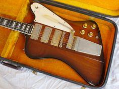 Gibson Firebird VII 1964 Sunburst + OHSC - Unbroken and 100%   Reverb