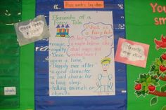 Fairy Tale Unit:  Make castles, journal, wands, three little pigs ideas
