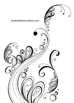 doodle art by Heidi Denney