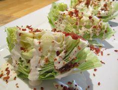 Dinner Night: Retro Wedge Salad, Super Refreshing! http://robinsdinnernight.blogspot.com/2012/05/hot-and-dirty.html