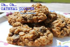 Save Print Oh .. Oh Oatmeal Cookies   Ingredients 1 stick of Butter Flavor Crisco 1 Cup of firmly packed dark brown sugar ½ cup of honey 1…