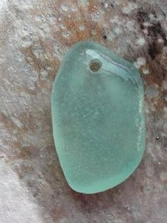 Thank you so much for sharing how to drill a hole into sea glass!!!! Sea Glass Jewelry by Ecstasea