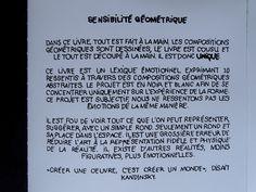 Sensibilité géométrique - Floriane LBTY