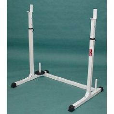 $129.00  (CLICK IMAGE TWICE FOR UPDATED PRICING AND INFO)  Squat Rack.See More Squat Racks at http://www.zbuys.com/level.php?node=3848=squat-racks.