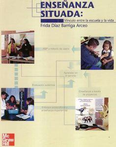 """""""Enseñanza situada"""" capítulo 1 - vale la pena este libro - consíguelo   Conducción de la enseñanza mediante proyectos situados."""