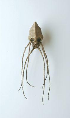 Hajime Emoto cryptozoology museum sculpture 3