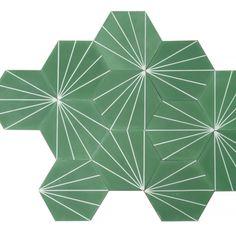 Marrakech design Dandelion lattia laatta ja seinälaatta