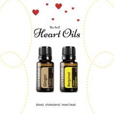 happy heart happy life. keep your heart healthy with these doterra essential oils!