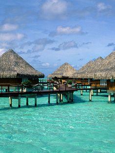 St. Regis Bora Bora- Magical Honeymoon spot. Ultimate honeymoon getaway