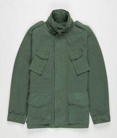 Toronto Desaf jacket from Aspesi.