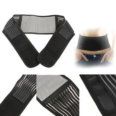 Adjustable Self-heating Magnetic Therapy Waist Belt Lumbar Support Back Waist Brace Pain Relief Support Protector Health Care