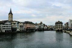 O que fazer em Zurique - Mochilão Barato