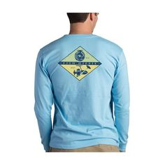 Fish Hippie Fly Spin Long Sleeve T- Shirt