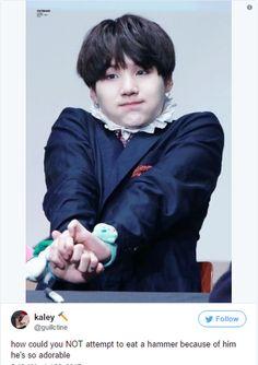 Một fan hâm mộ phải nhập viện sau khi tự nhét cả cây búa vào miệng để thể hiện tình yêu dành cho các chàng trai BTS - Ảnh 1.