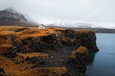 Арнастапи Исландия