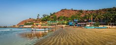 Panaji Beach Goa 3
