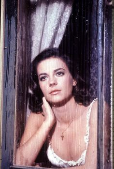 """Natalie Wood as Maria in """"West Side Story"""" Natalie Wood, Maria West Side Story, West Side Story 1961, Miracle On 34th Street, Love Vintage, Splendour In The Grass, Photo On Wood, Old Hollywood, Hollywood Stars"""