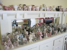 WOW! Vintage Poodle Spaghetti Dog Collection