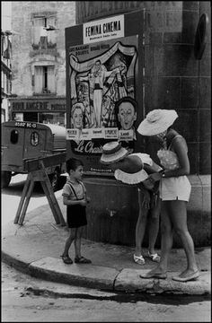 ARLES, France—1959. © Henri Cartier-Bresson / Magnum Photos