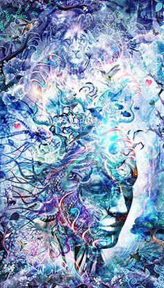 Dreams Of Unity Digital Art by Cameron Gray Visionary,Celestial, Cosmic Art. Graphic Artist from Australia. His work is truly wonderful. These images are pinned from a gallery link off his website. Fantasy Kunst, Fantasy Art, Cameron Gray, Art Visionnaire, Tableau Design, Cosmic Art, Psy Art, Mystique, Arte Horror