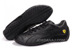 http://www.jordanaj.com/mens-puma-ferrari-in-black-cheap-to-buy.html MEN'S PUMA FERRARI IN BLACK CHEAP TO BUY Only $80.00 , Free Shipping!