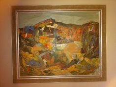1959 Abstract by Nate Dunn