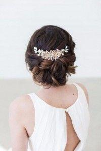 penteados noiva apanhado