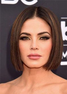 Short Bob Hairstyles Women's Mid-Part Silk Straight Human Hair Wigs Lace Fr. Short Bob Hairstyles Women's Mid-Part Silk Straight Human Hair Wigs Lace Fr. Short Bob Hairstyles Women's Mid-Part Silk Straight Human Hair Wigs Lace Front Wigs Choppy Bob Hairstyles, Bob Hairstyles For Fine Hair, Wig Hairstyles, Blunt Bob Haircuts, Straight Haircuts, Choppy Hair, Trendy Hairstyles, Layered Hairstyles, Hairstyles 2016